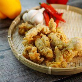 【格力鍶風味廚房】香酥炸雞塊 500g
