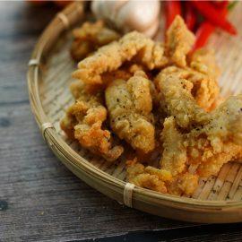 【格力鍶風味廚房】超人氣香酥雞米花(原味)500g