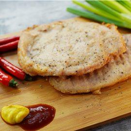 【格力鍶風味廚房】黑胡椒醃漬豬排5入500g