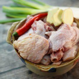 【格力鍶風味廚房】超值帶骨雞腿切塊500g